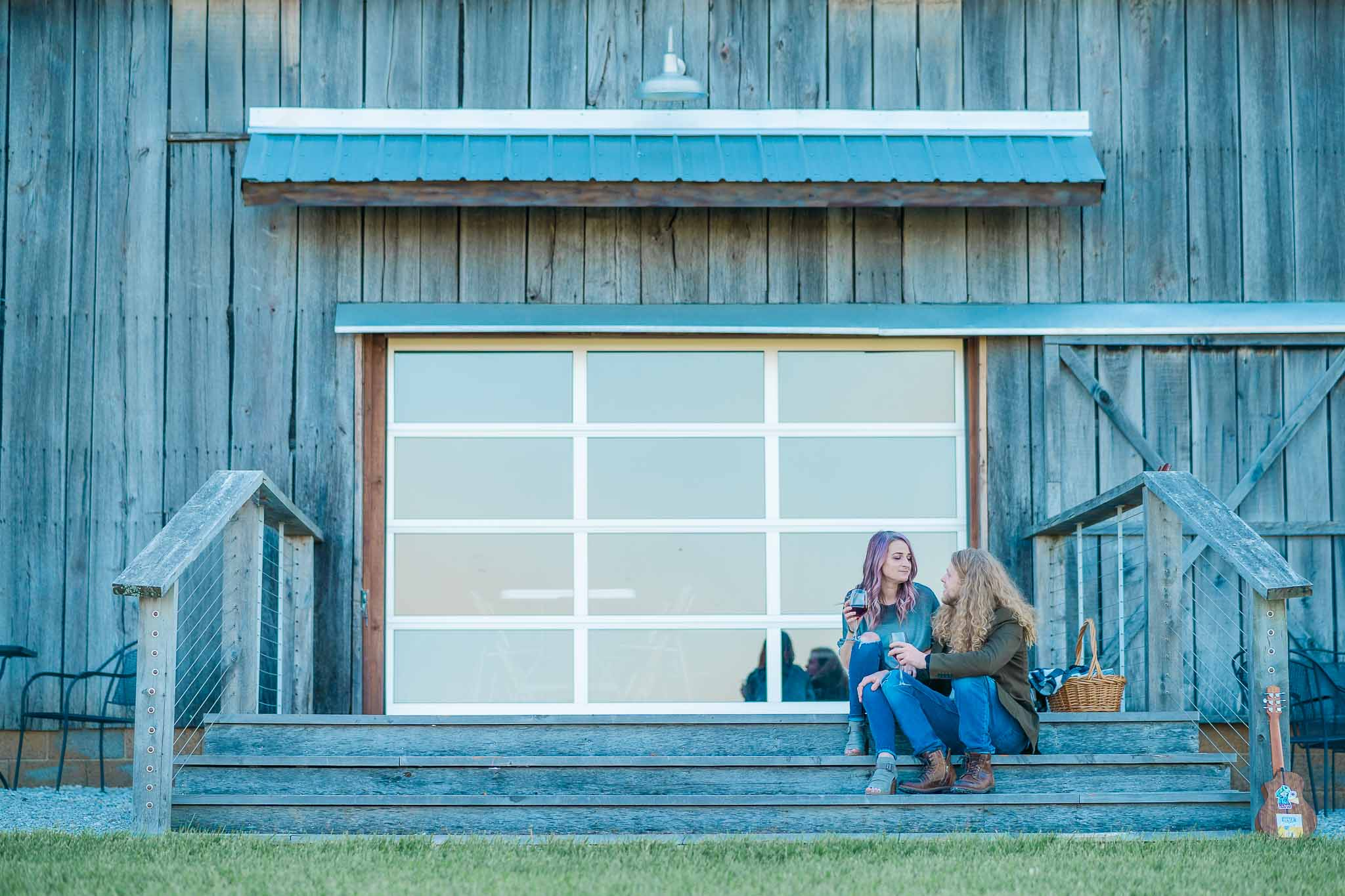 Farmer and Frenchman - Henderson, KY Engagement Session - Emalee + Seth-4