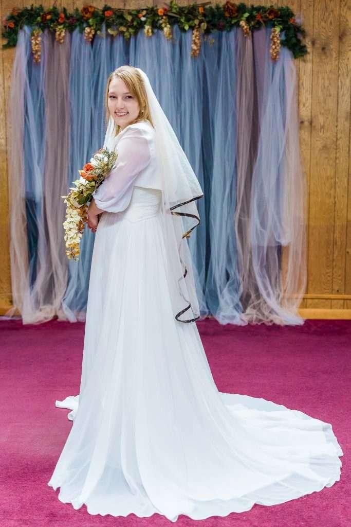 Island Ford Baptist Church - Madisonville, KY Wedding Photography - Anna + Caleb-4