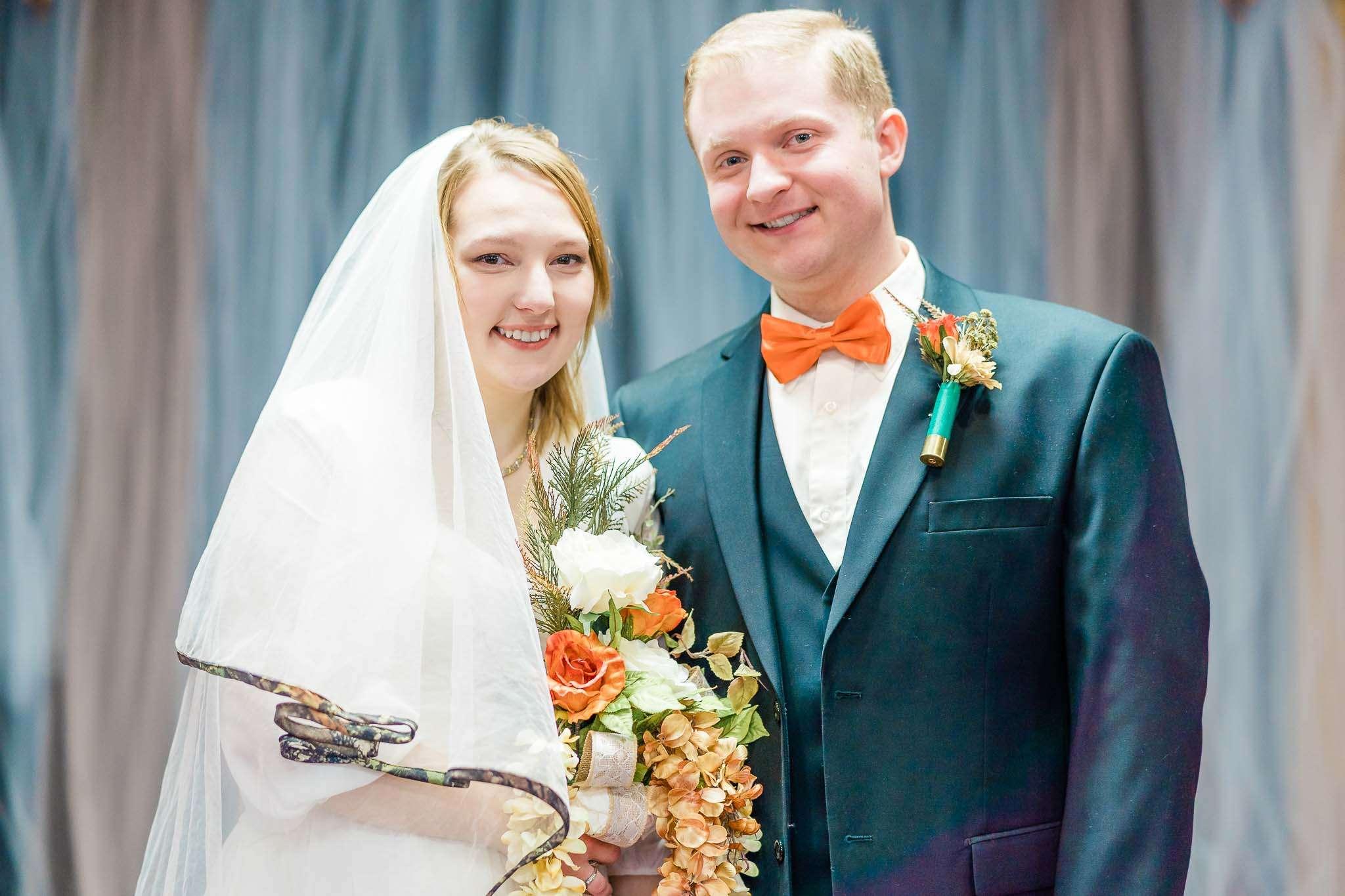 Island Ford Baptist Church - Madisonville, KY Wedding Photography - Anna + Caleb-6