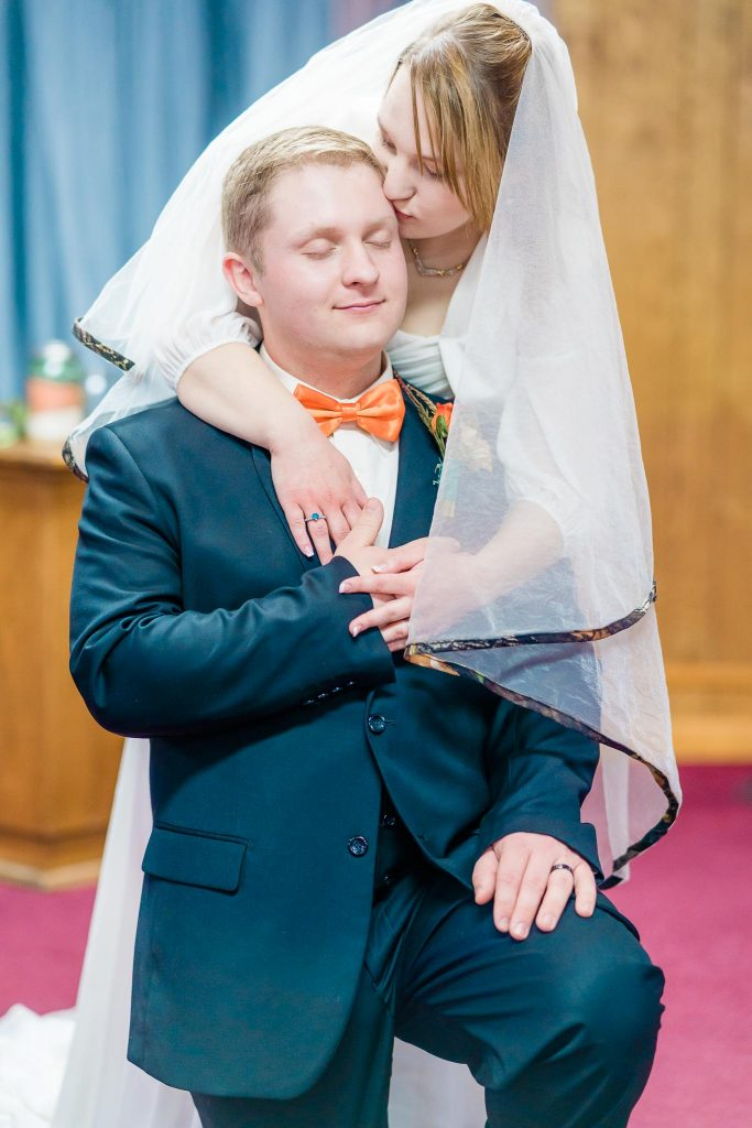 Island Ford Baptist Church - Madisonville, KY Wedding Photography - Anna + Caleb-9