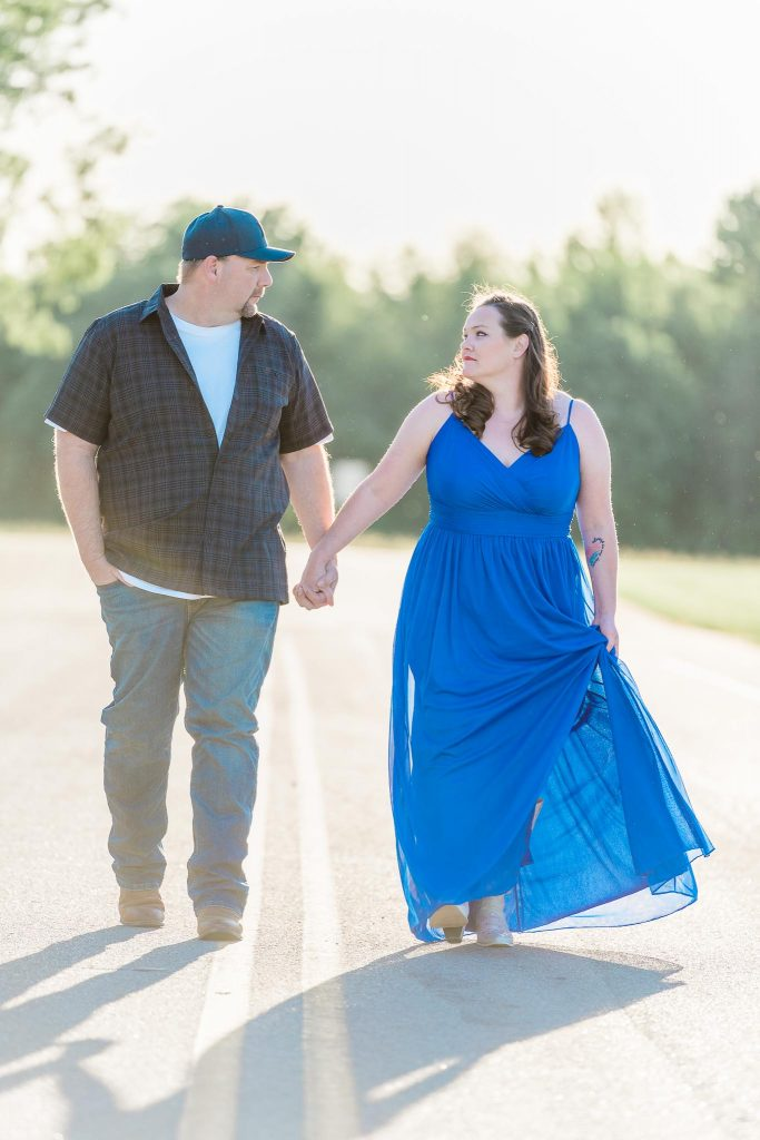 Mahr Park Arboretum - Madisonville, KY Engagement Session - Jessica + Mike-7