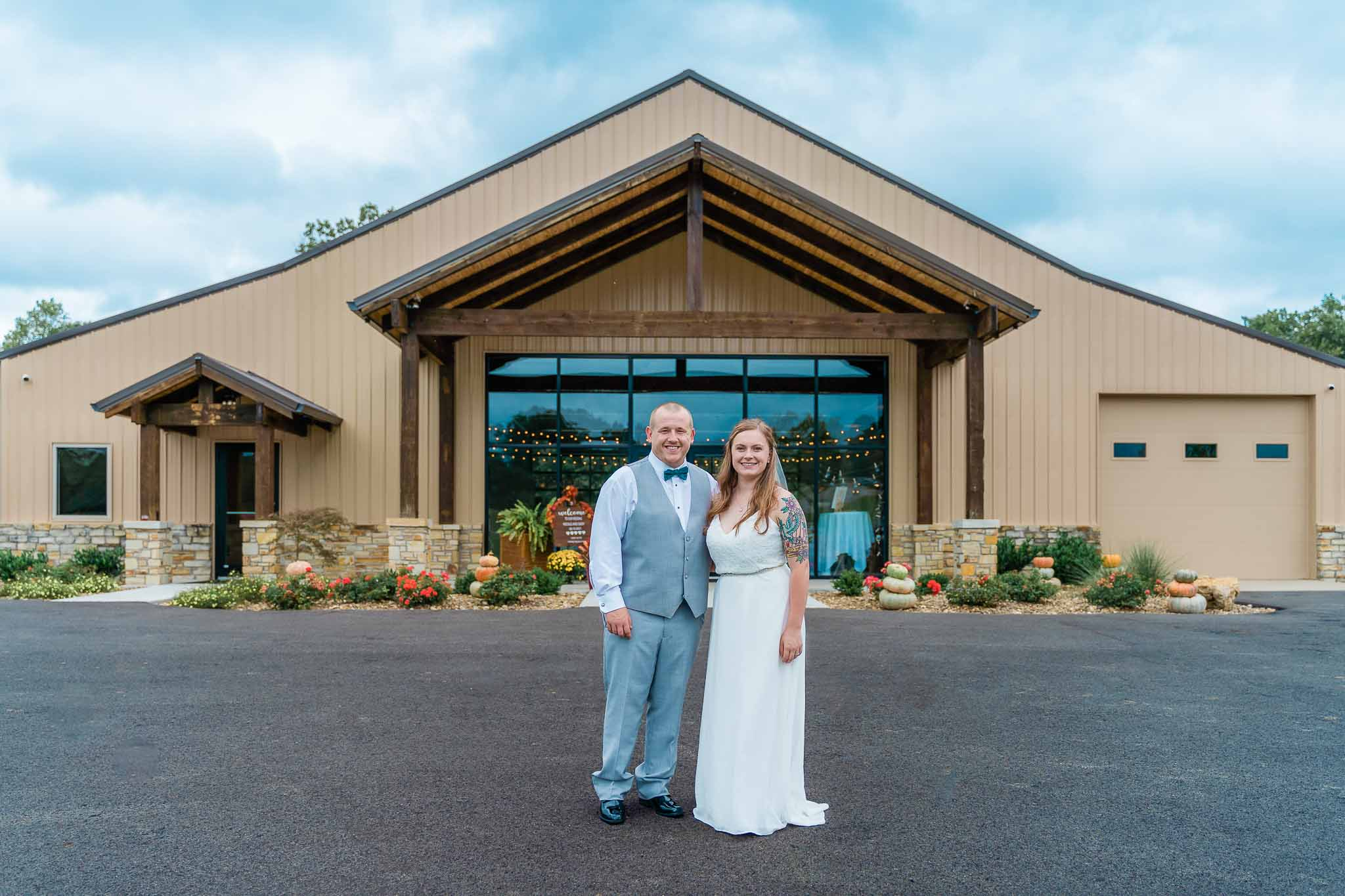 Mahr Park Arboretum - Madisonville, KY Wedding Photography - Nicole + Gary-10