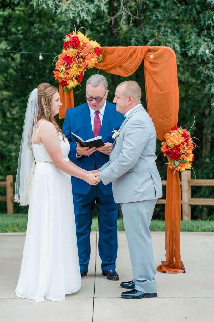 Mahr Park Arboretum - Madisonville, KY Wedding Photography - Nicole + Gary-6