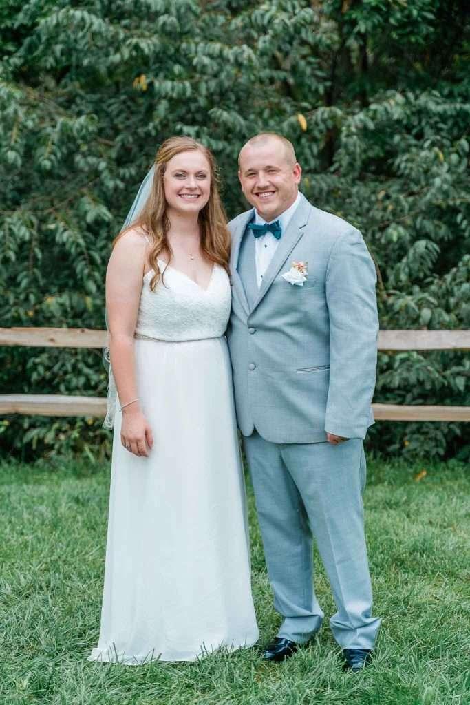 Mahr Park Arboretum - Madisonville, KY Wedding Photography - Nicole + Gary-7