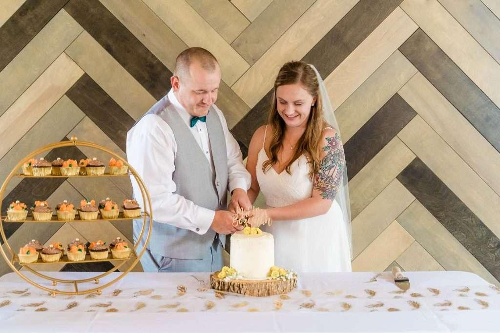 Mahr Park Arboretum - Madisonville, KY Wedding Photography - Nicole + Gary-9
