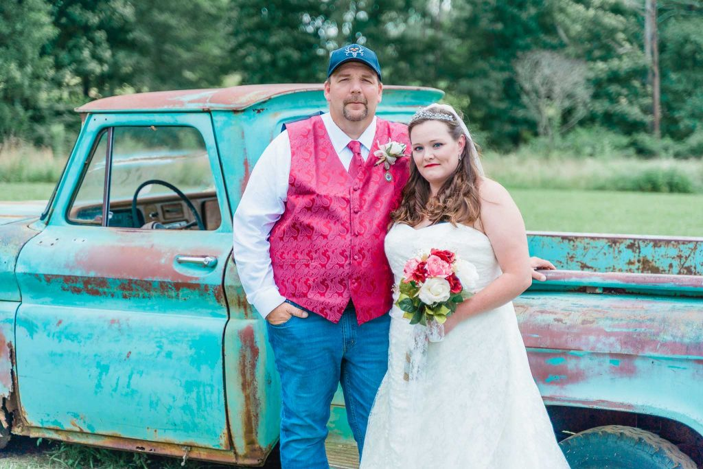 The Rustic Event Center - Hopkinsville, KY Wedding Photography - Jessica + Mike-5