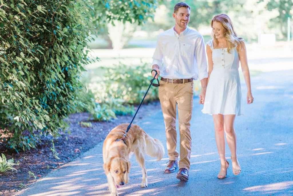 Western Kentucky Botanical Garden - Owensboro, KY Engagement Session - Emily + Jacob-9