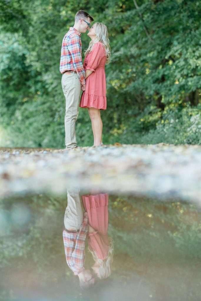 Yellow Creek Park - Owensboro, KY Engagement Session - Claire + Sam-2