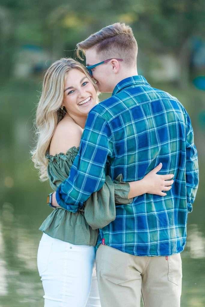 Yellow Creek Park - Owensboro, KY Engagement Session - Claire + Sam-9